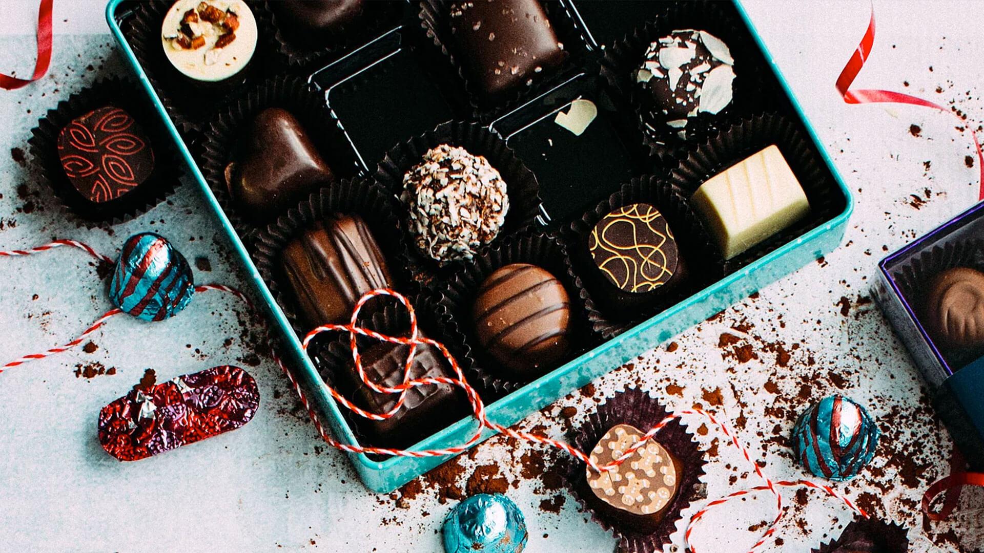 The Art of Pairing Chocolate to Wine