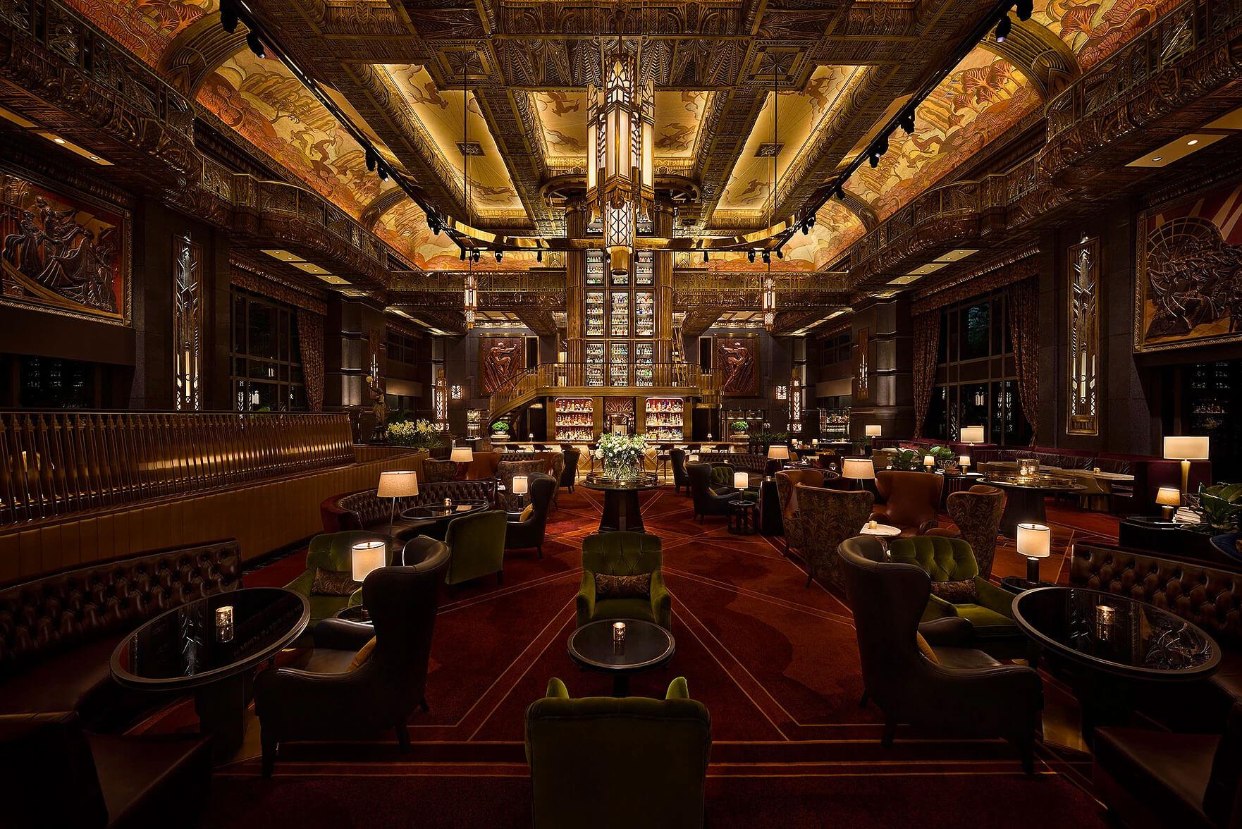 5 Great Singapore Restaurant Designs